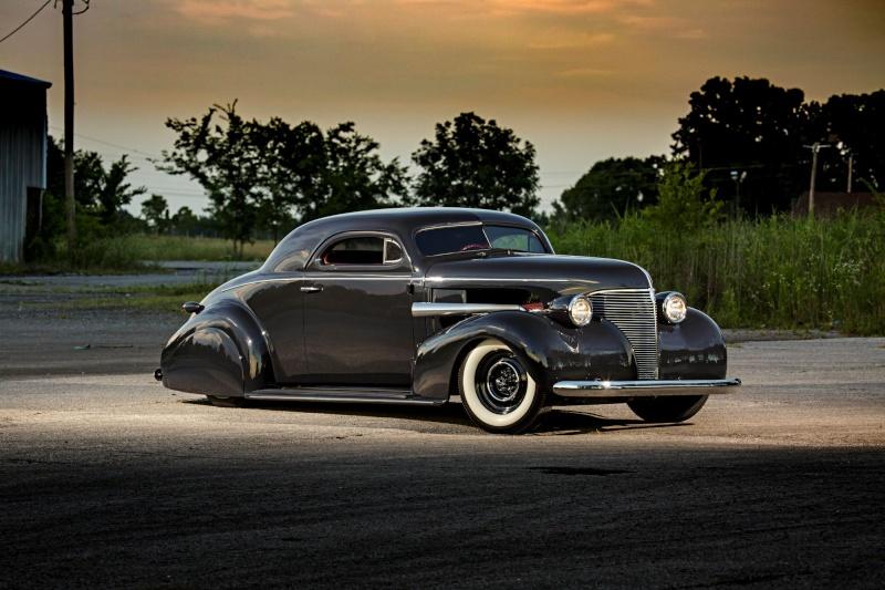 Chevrolet 1936 - 39 custom & mild custom 04-19310