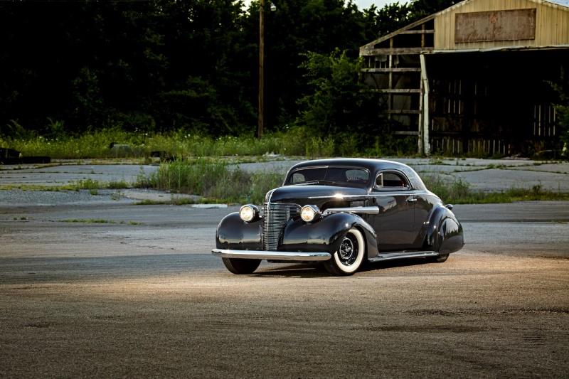 Chevrolet 1936 - 39 custom & mild custom 05-19310