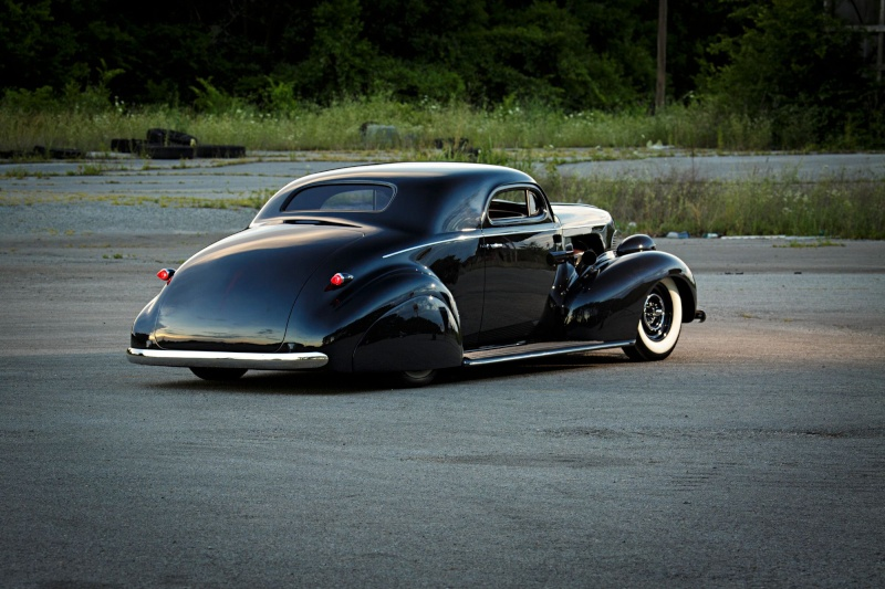 Chevrolet 1936 - 39 custom & mild custom 06-19310
