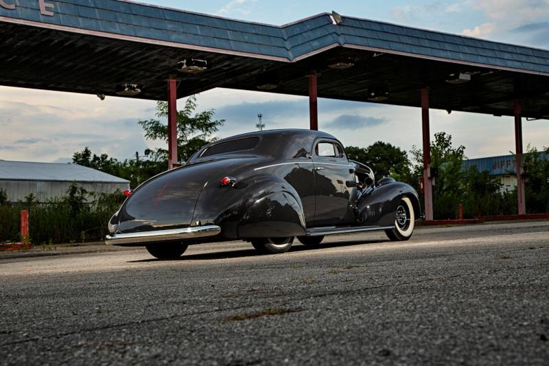 Chevrolet 1936 - 39 custom & mild custom 07-19310