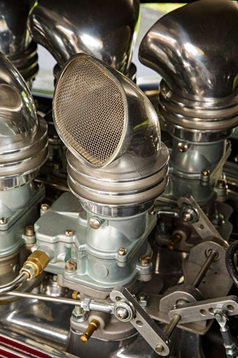 Chevrolet 1936 - 39 custom & mild custom 10-19310