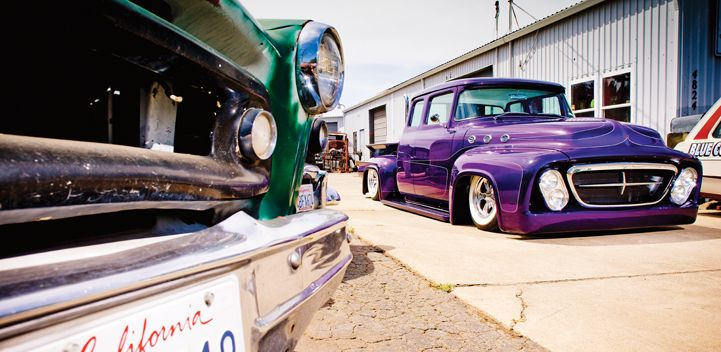 1956 Ford F100 - Str8 Edge - Blue Collar Customs 1011tr14