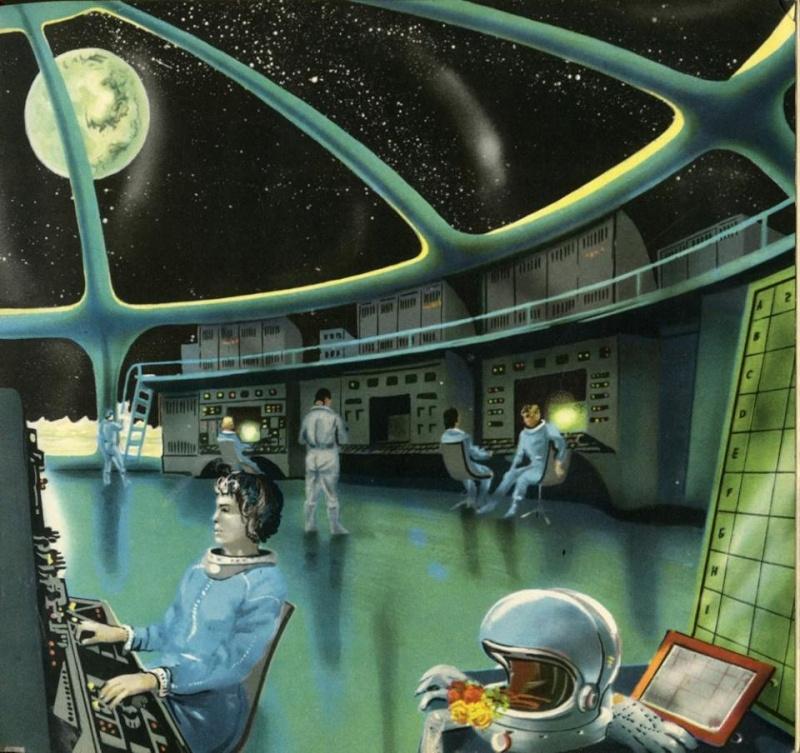 Teodor Rotreckl  - Six Days on Luna One (USSR, 1965) 10133410
