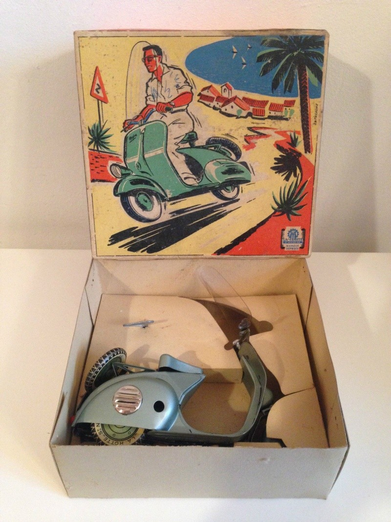 Scooter toys 1029