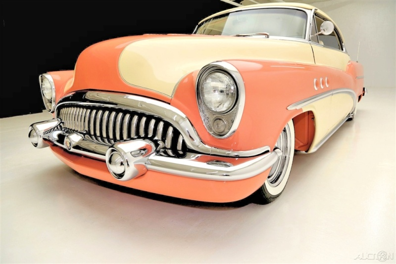 1951 Buick Special 1116