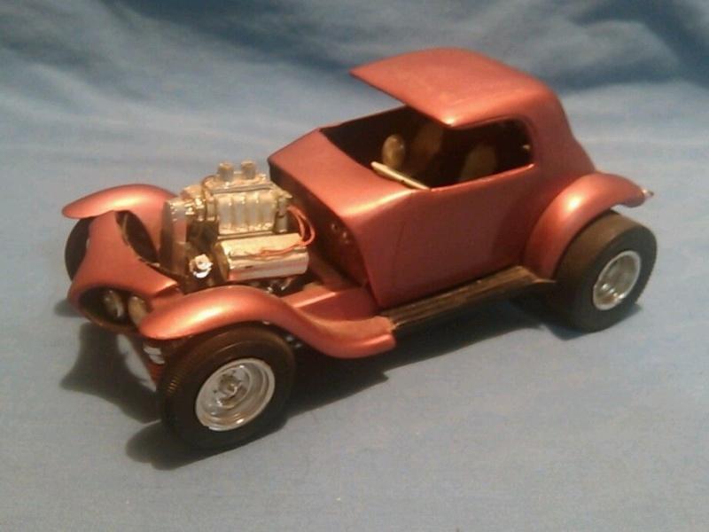 Vintage built automobile model kit survivor - Hot rod et Custom car maquettes montées anciennes - Page 4 114