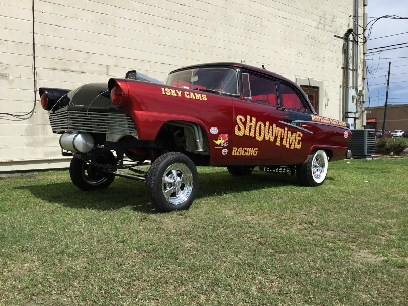 1950's Ford Gasser  - Page 3 120
