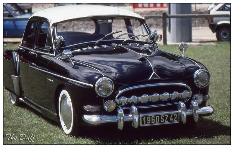 Renault Frégate custom 12313910