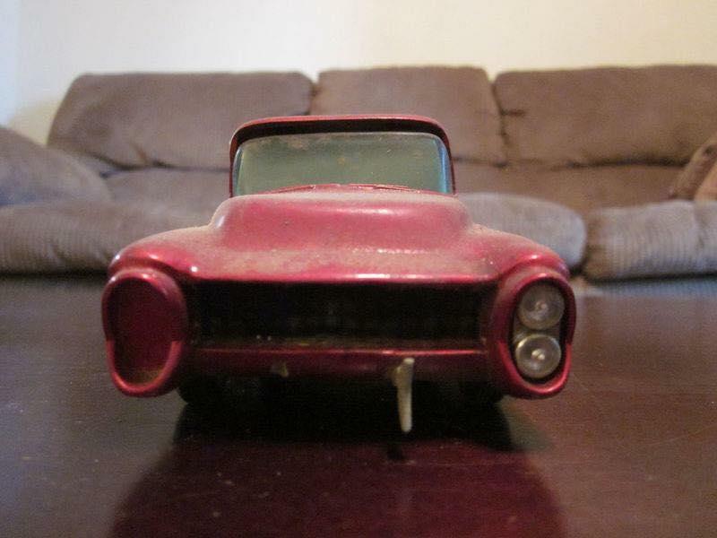 Vintage built automobile model kit survivor - Hot rod et Custom car maquettes montées anciennes - Page 4 12321310