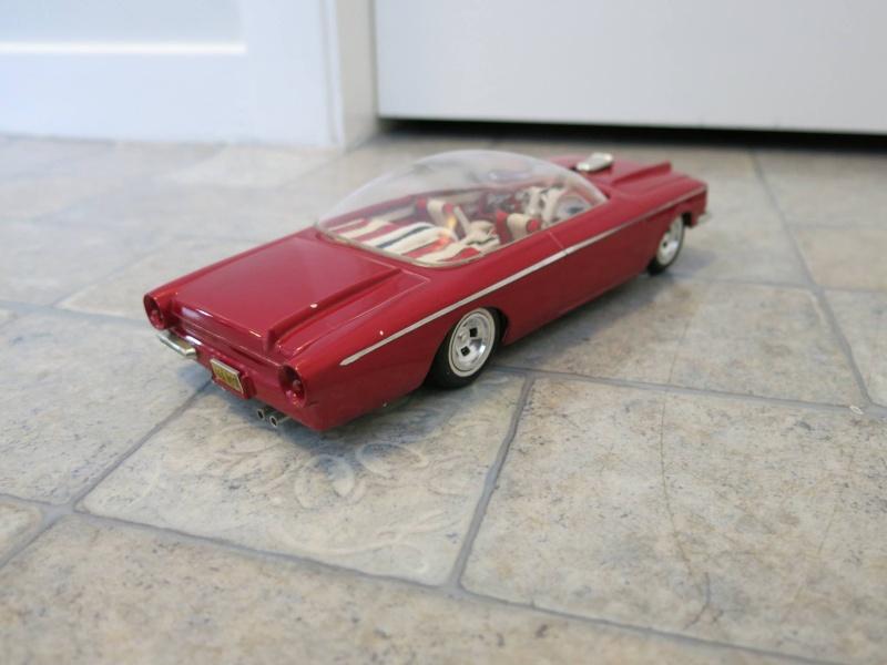 Vintage built automobile model kit survivor - Hot rod et Custom car maquettes montées anciennes - Page 4 12322710