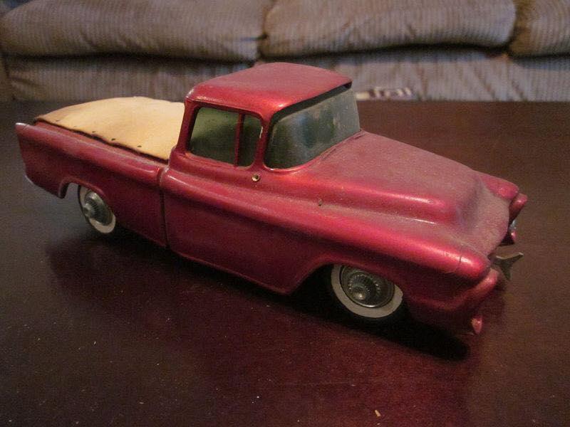 Vintage built automobile model kit survivor - Hot rod et Custom car maquettes montées anciennes - Page 4 12376811
