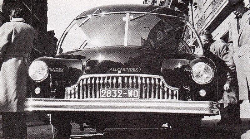 L' Arbel Symetric Nuclear Car Prototype 12394210