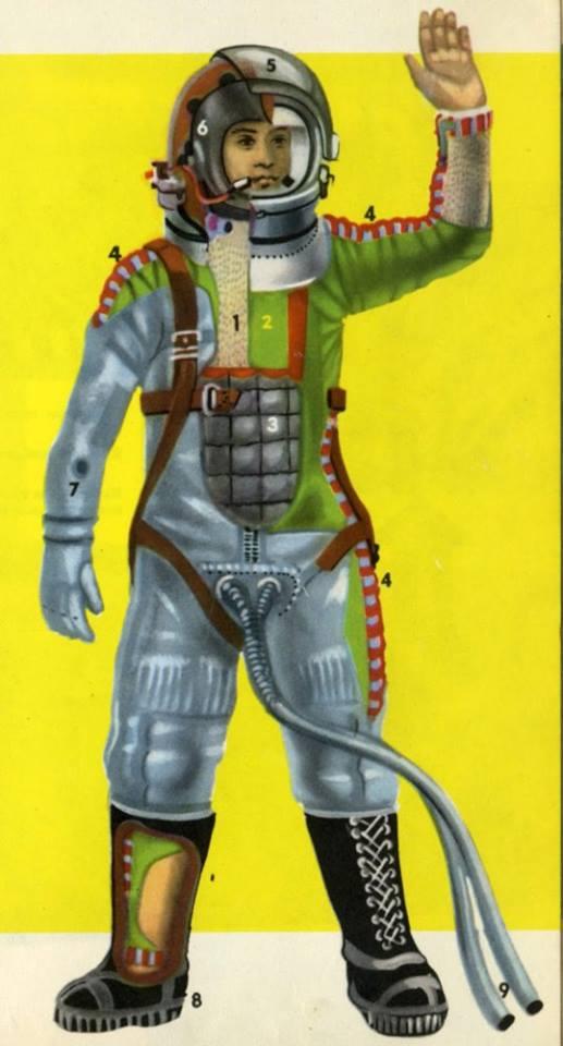 Teodor Rotreckl  - Six Days on Luna One (USSR, 1965) 12439212