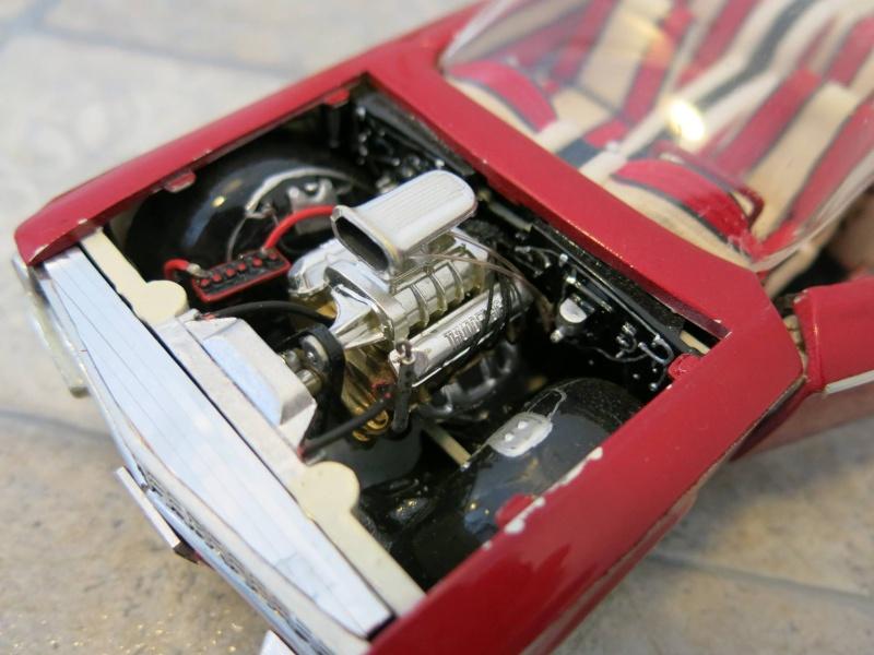 Vintage built automobile model kit survivor - Hot rod et Custom car maquettes montées anciennes - Page 4 12473610