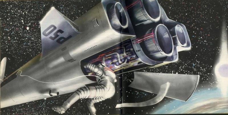 Teodor Rotreckl  - Six Days on Luna One (USSR, 1965) 12491710