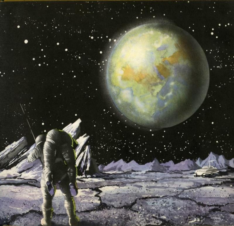 Teodor Rotreckl  - Six Days on Luna One (USSR, 1965) 12494610