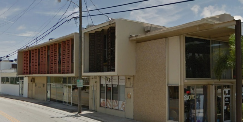 Architectures de banques et bureaux vintages - 1950's & 1960's Office & Bank  125