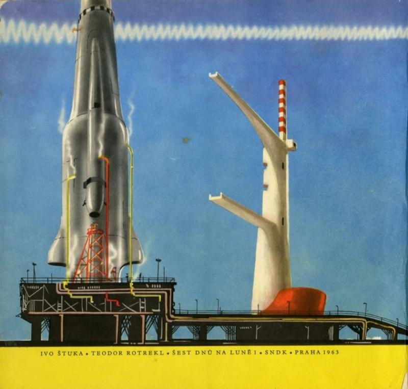 Teodor Rotreckl  - Six Days on Luna One (USSR, 1965) 12507511