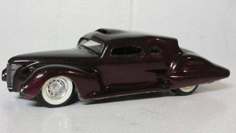 Vintage built automobile model kit survivor - Hot rod et Custom car maquettes montées anciennes - Page 4 12540810