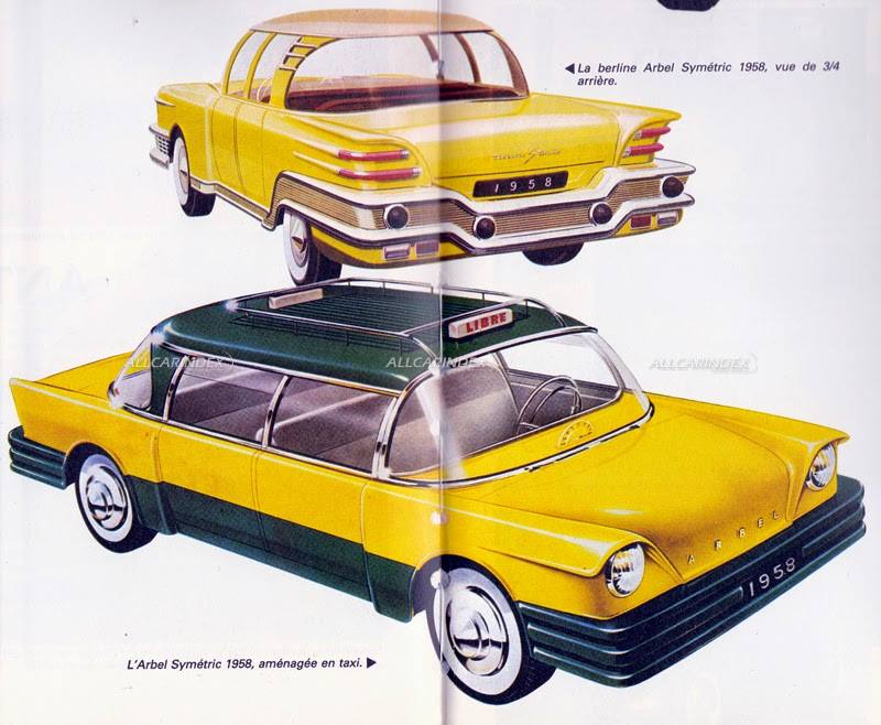 L' Arbel Symetric Nuclear Car Prototype 12552810
