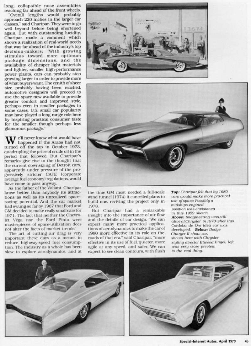 Jack Charipar: Chrysler's Imagineering Prophet 126