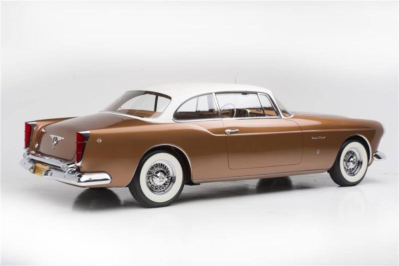 1954 - 1955 Chrysler ST Special (Ghia) 12605310