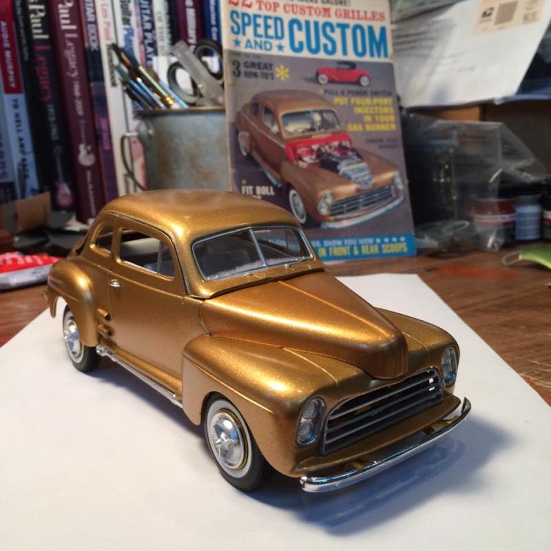 Vintage built automobile model kit survivor - Hot rod et Custom car maquettes montées anciennes - Page 5 12670710