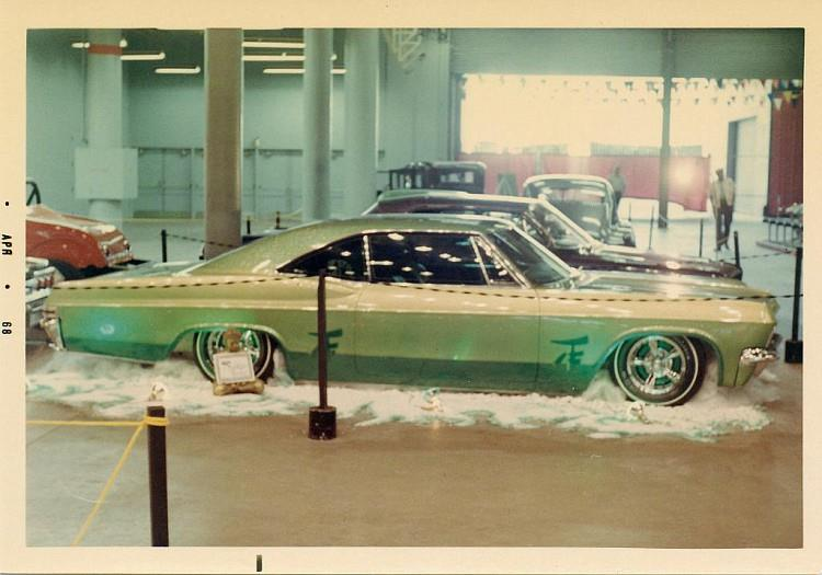Howard Gribble - photographer and a lowrider and custom car historian from Torrance, California - Page 2 12718310