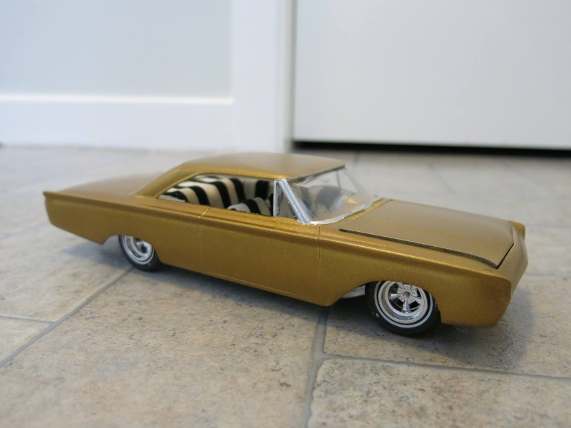 Vintage built automobile model kit survivor - Hot rod et Custom car maquettes montées anciennes - Page 4 12794810