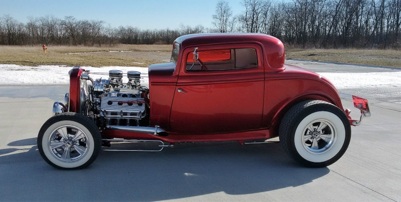 1932 Ford hot rod - Page 13 128