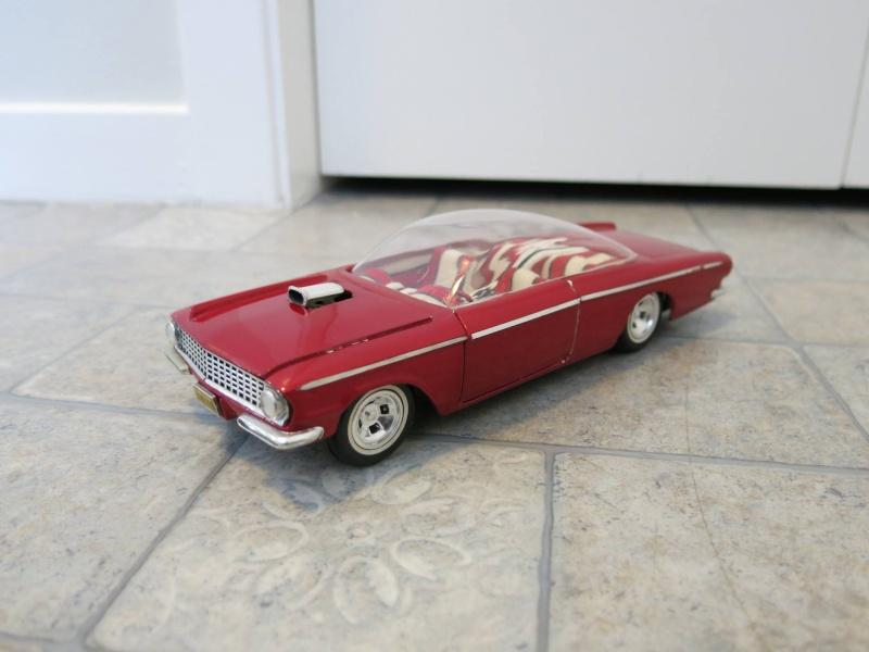 Vintage built automobile model kit survivor - Hot rod et Custom car maquettes montées anciennes - Page 4 12890810