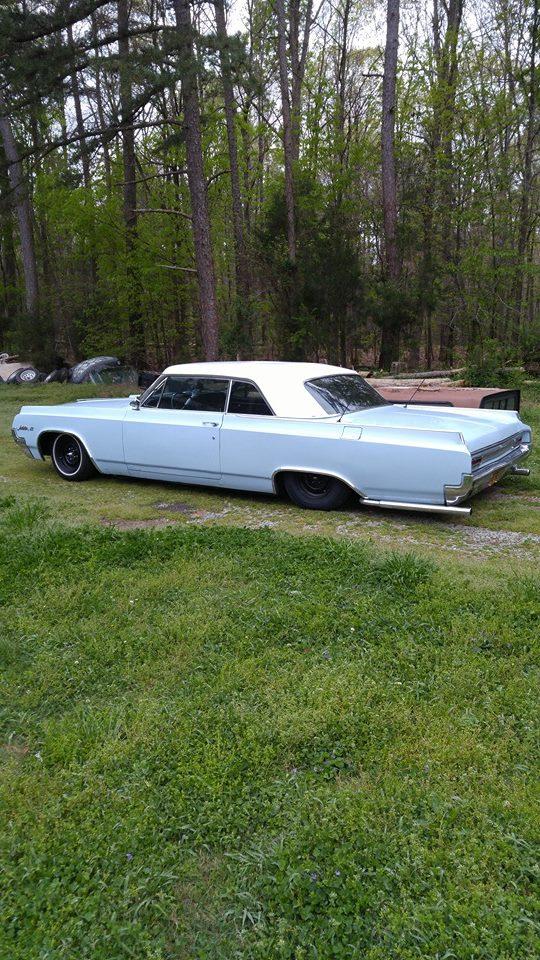 Oldsmobile 1961 - 1964 custom & mild custom 12923010