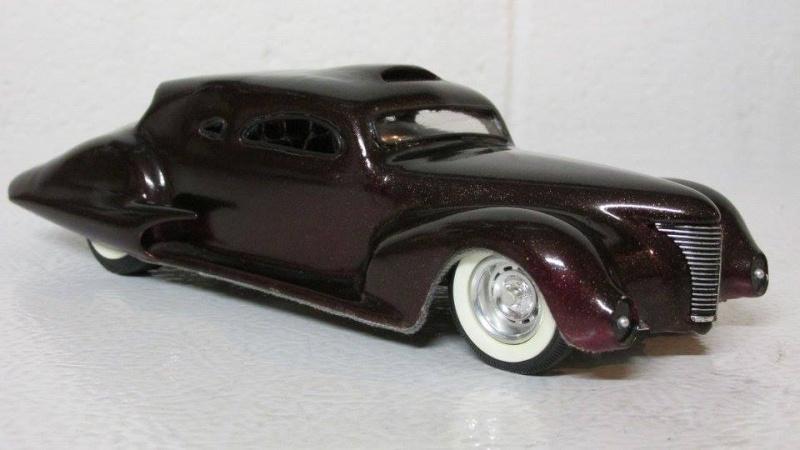Vintage built automobile model kit survivor - Hot rod et Custom car maquettes montées anciennes - Page 4 12923210