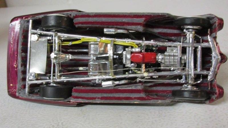 Vintage built automobile model kit survivor - Hot rod et Custom car maquettes montées anciennes - Page 4 12923211