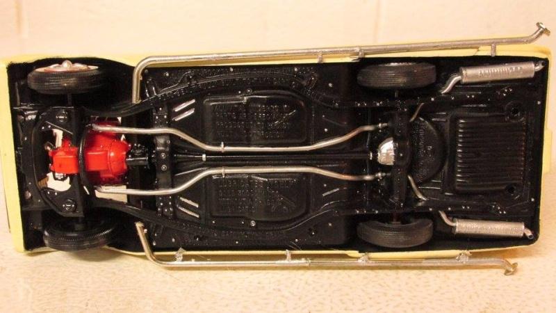 Vintage built automobile model kit survivor - Hot rod et Custom car maquettes montées anciennes - Page 4 12932810