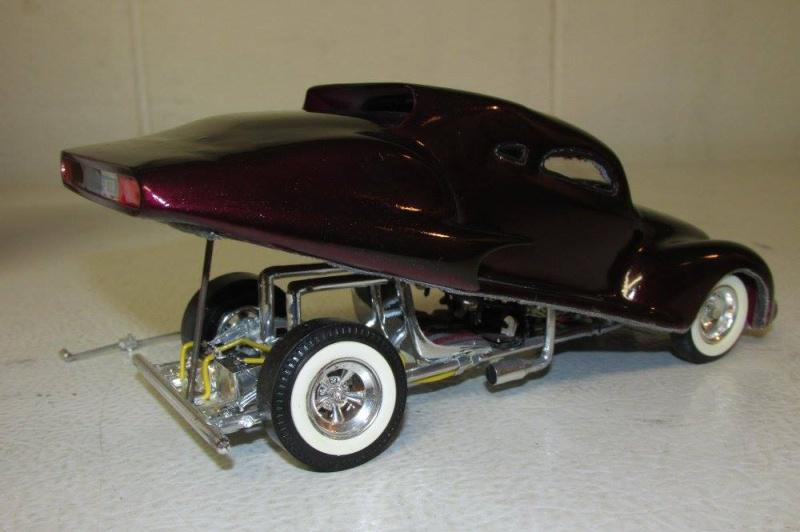 Vintage built automobile model kit survivor - Hot rod et Custom car maquettes montées anciennes - Page 4 12961410