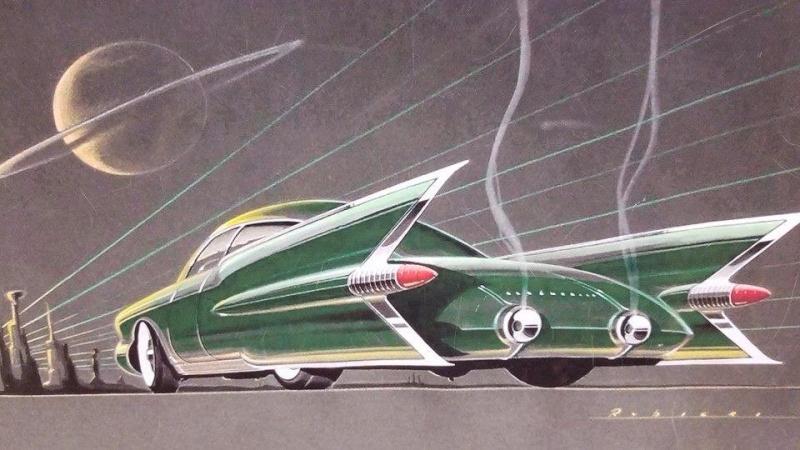 Prototype, maquette et exercice de style - concept car & style - Page 3 12963313