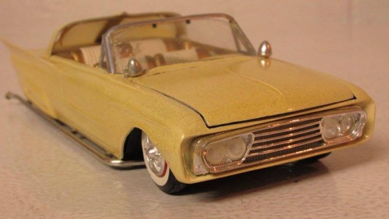 Vintage built automobile model kit survivor - Hot rod et Custom car maquettes montées anciennes - Page 4 12963710