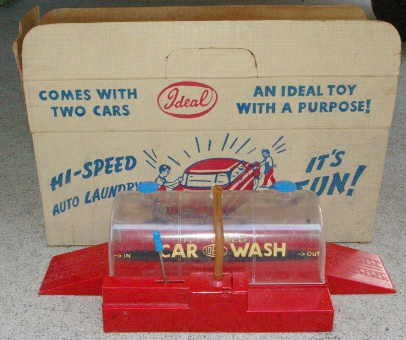 Garages jouets - Toys garage - Page 2 12967210