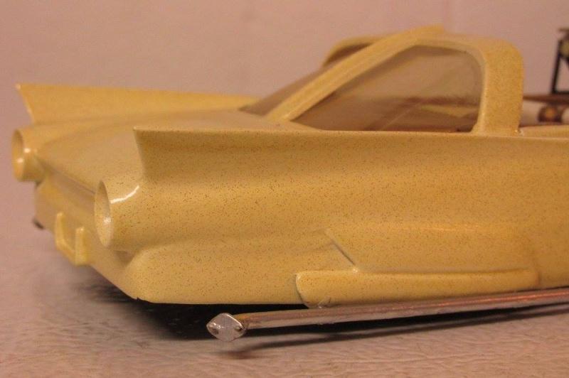 Vintage built automobile model kit survivor - Hot rod et Custom car maquettes montées anciennes - Page 4 12973010