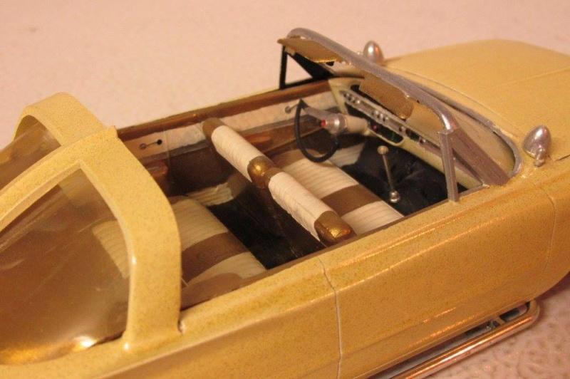 Vintage built automobile model kit survivor - Hot rod et Custom car maquettes montées anciennes - Page 4 12973510