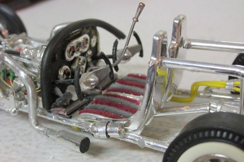 Vintage built automobile model kit survivor - Hot rod et Custom car maquettes montées anciennes - Page 4 12983110