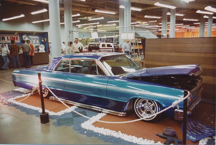 Howard Gribble - photographer and a lowrider and custom car historian from Torrance, California - Page 2 12987210