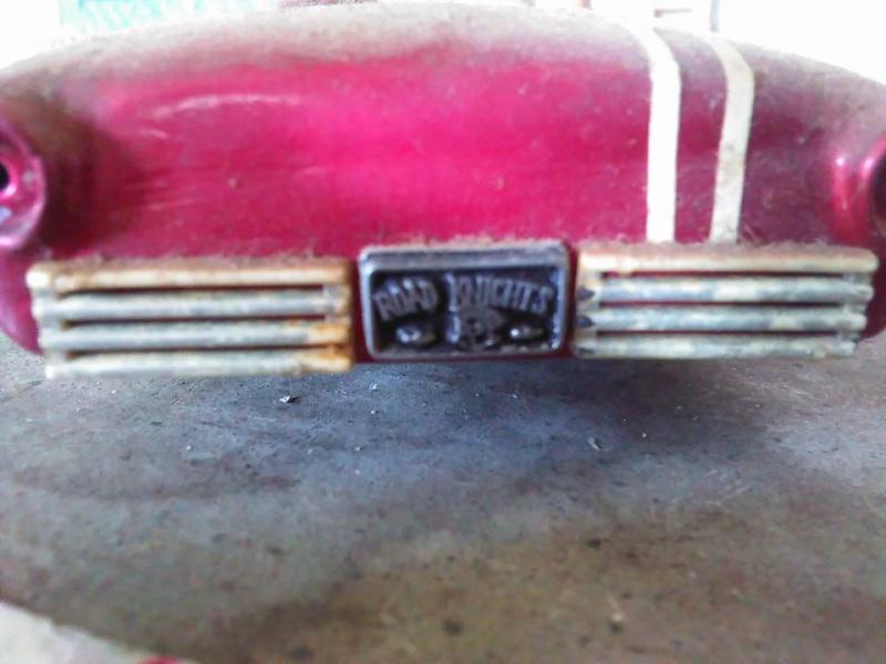 Vintage built automobile model kit survivor - Hot rod et Custom car maquettes montées anciennes - Page 5 12993410