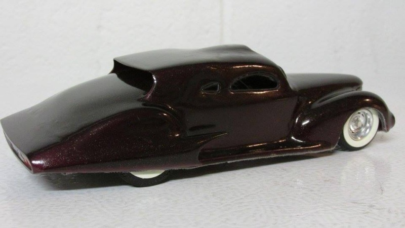 Vintage built automobile model kit survivor - Hot rod et Custom car maquettes montées anciennes - Page 4 12993510