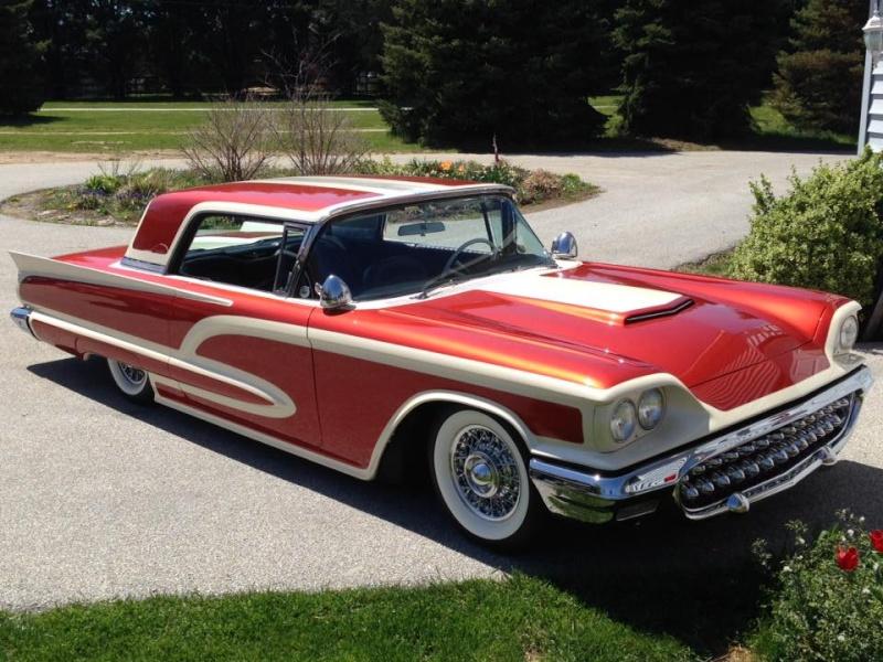Ford Thunderbird 1958 - 1960 custom & mild custom - Page 2 12994511
