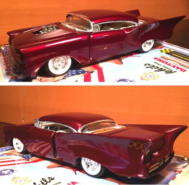 Vintage built automobile model kit survivor - Hot rod et Custom car maquettes montées anciennes - Page 5 13000311