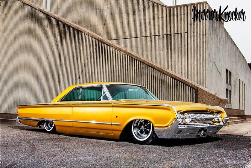 Mercury 1961 - 1964 custom & mild custom 13012710