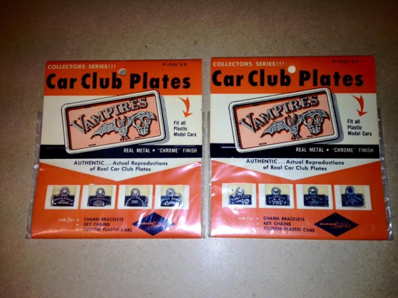 Vintage built automobile model kit survivor - Hot rod et Custom car maquettes montées anciennes - Page 5 13015110