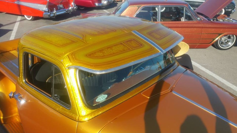 Chevy Pick up 1947 - 1954 custom & mild custom - Page 4 13043710